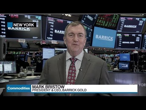 'Barrick is back' says new CEO on merged company's first day of trading