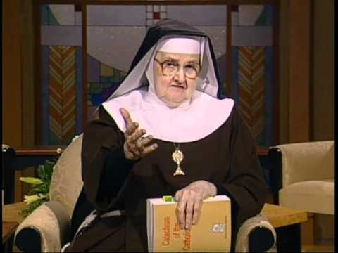 Mother Angelica Live Classics - 11-08-2011 - Purgatory and God's Will - Mother Angelica