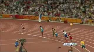 Athletics - Men's 4x400M Relay - Final - Beijing 2008 Summer Olympic Games