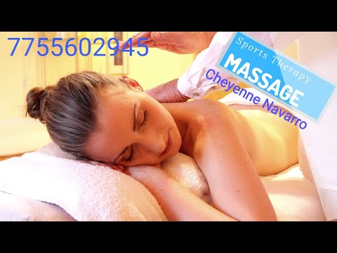7755602945 - Cheyenne Navarro massage therapist in california - massage therapy in fullerton