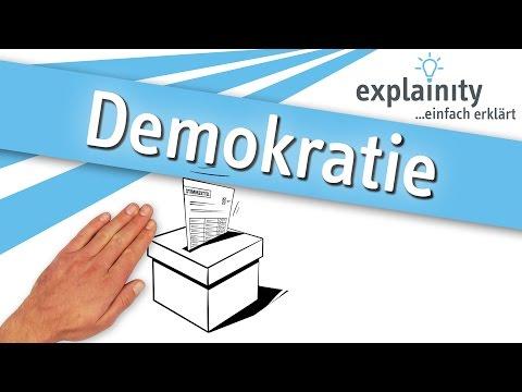 Demokratie einfach erklärt