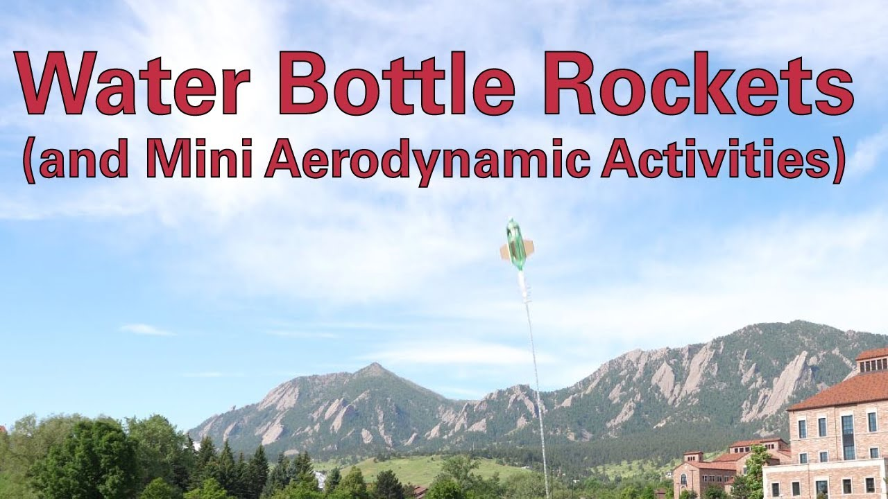 Water Bottle Rockets - Activity - TeachEngineering