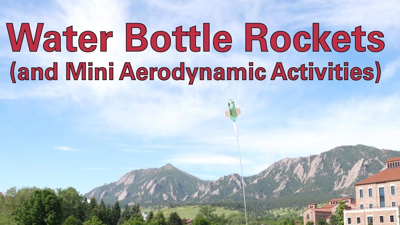 Bottle Notes Eye In Sky >> Water Bottle Rockets Activity Teachengineering