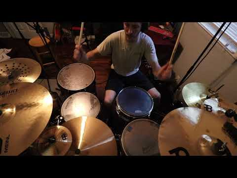 Death Of A Strawberry Drum Cover -  Dance Gavin Dance