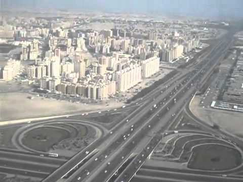 Landing in Kuwait Airport - Day - MARCH 2011.flv