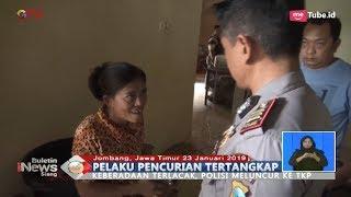 Keberadaan Terlacak, Polisi Lakukan Penangkapan Pelaku Pencurian Toko Ponsel - BIS 23/01