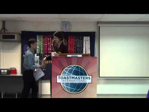 20130404 D'Utama Toastmasters: Speeches Evaluation session