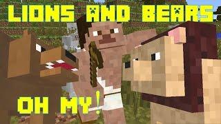 David the Good Shepherd! | A Minecraft Mini-Movie