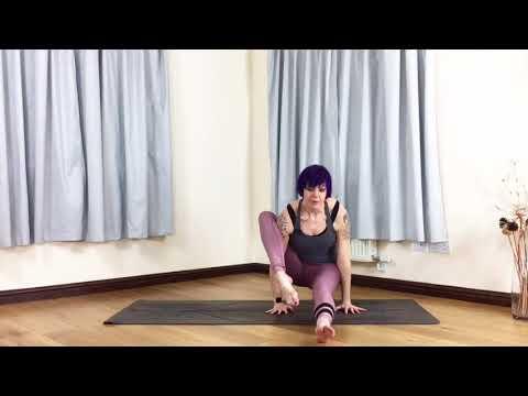 Eight Angle Pose Tutorial - Yoga Arm Balance