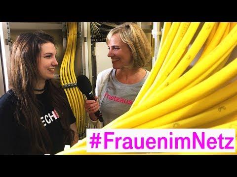 Social Media Post: Frauen in Technikberufen im Netz - Annika Mehlan -...