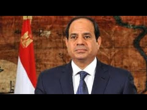 Egypt's President El-Sisi To Stand For Re-election