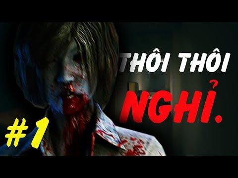 HOME SWEET HOME 1: GAME KINH DỊ GẤP 10 LẦN OUTLAST !!!!