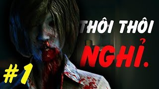 HOME SWEET HOME #1: GAME KINH DỊ GẤP 10 LẦN OUTLAST !!!!
