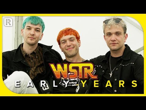 WSTR On Their First Ever Show & How They Met