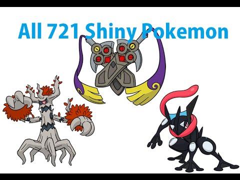 all 718 shiny pokemon - photo #32