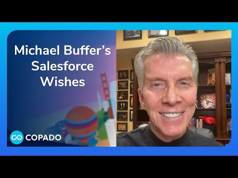 Michael Buffer's Salesforce Wishes