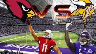 Cardinals vs Vikings: High Hopes to High Disappointment