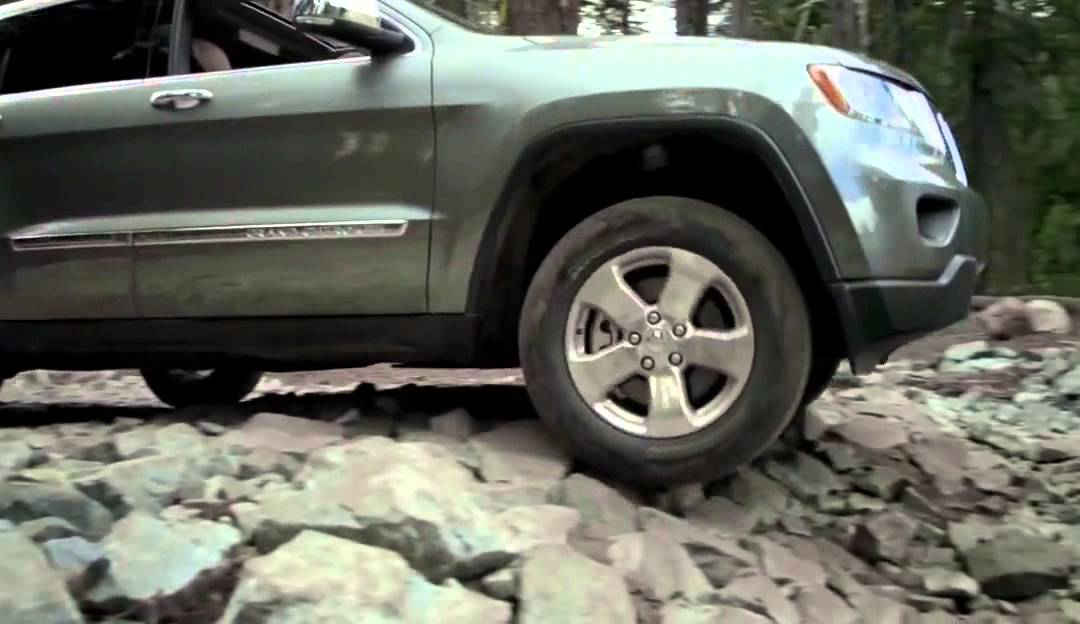 Jeep cherokee ground clearance