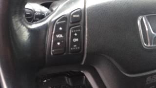 Диагностика б/у Honda CR-V