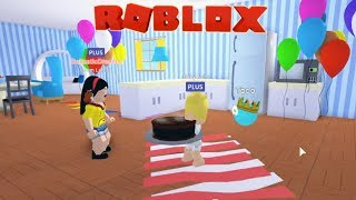 Baby Alan Plans his Second Birthday Party! Roblox MeepCity RolePlay