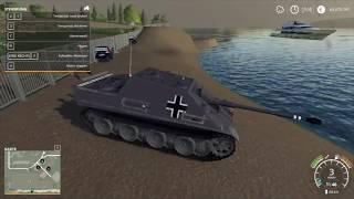 """Infos über den Jagtpanther wer es Lesen möchte der soll es auch machen. Viel Spaß  Gegen Ende 1942 erkannte das deutsche Heereswaffenamt, dass das bisherige Vorgehen bei der Entwicklung von Sturmgeschützen oder Panzerjägern, die entsprechenden panzerbrechenden Waffen auf vorhandene, teilweise jedoch bereits veraltete Fahrgestelle zu montieren, nicht weitergeführt werden konnte. Die beste damals verfügbare Panzerabwehrkanone, die 8,8-cm-PaK 43/3 L/71, war zu groß und zu schwer für die Fahrgestelle der Panzerkampfwagen III und IV; es wurde daher entschieden, das Chassis des damals gerade fertig entwickelten Panzerkampfwagen V Panther für den Bau eines neuen Jagdpanzers zu verwenden. Mit der Entwicklungsarbeit wurde die Maschinenfabrik Niedersachsen Hannover (MNH) beauftragt. Der Prototyp des Jagdpanthers wurde am 20. Oktober 1943 vorgeführt. Durch die Verwendung des Panther-Fahrwerks und die damit mögliche Einbaulage ergab sich eine Feuerhöhe der Kanone von lediglich 196 cm. Die Serienproduktion des Jagdpanzers begann ab Januar 1944 bei der MIAG in Braunschweig. Gegen Ende 1944 lief auch eine zusätzliche Serienproduktion bei der MNH in Hannover an. Beide Firmen produzierten bis zum März 1945 insgesamt 382 Jagdpanther (Fahrgestell-Nr.: 300001–300382).  Während der Fertigung flossen ständig Änderungen ein, so dass die Fahrzeuge in frühe und späte Ausführungen (ab Oktober 1944) unterteilt werden. Die wichtigsten Änderungen waren ein schwerer äußerer Gusskragen für die Hauptwaffe, Seitenschürzen und deutlich größere Leiträder sowie eine 8,8-cm-PaK 43/3 L/71 mit geteiltem Rohr und neuer Rücklaufbremse. Zusätzlich wurde ein Flammenvernichter-Auspuff und eine Kampfraumheizung mit Abluftanlage eingebaut. Die zweite Fahrersichtöffnung und der Gepäckkasten entfielen. Einige Fahrzeuge wurden als Befehlswagen ausgeliefert, diese waren zusätzlich mit einer Sternantenne und den Seitenschürzen ausgerüstet.  Der Einsatz. Der von den Alliierten als """"Heavy Tank Killer"""" klassifizierte J"""