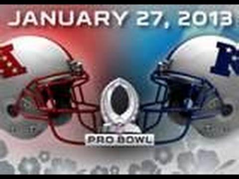 Official 2013 ProBowl Quarterback Ballot - NFL Football