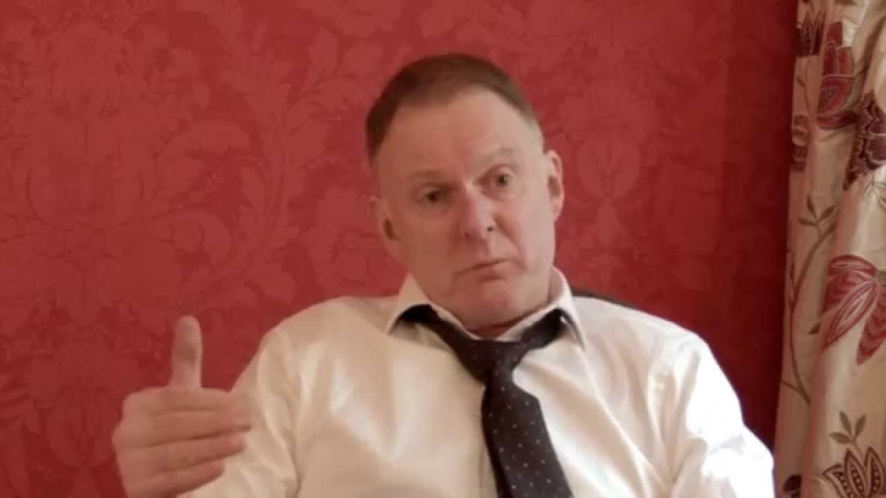 robert glenister only fools and horses