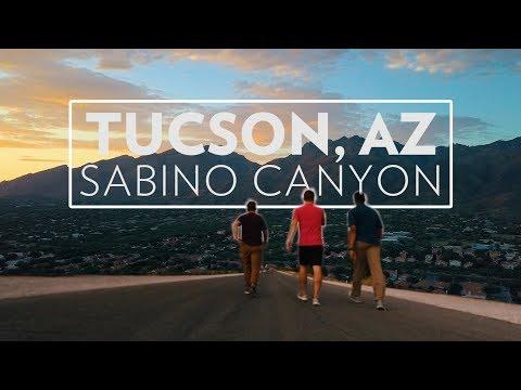 Sabino Canyon // Tucson Arizona