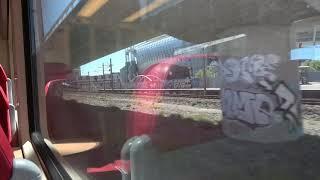 Van Duivendrecht naar Amsterdam Bijlmer ArenA met NS SLT 2624
