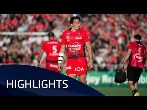 RC Toulon v Scarlets (P5) - Highlights – 15.10.2017