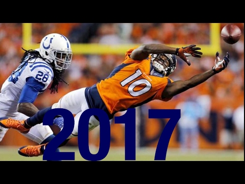 Emmanuel Sanders Highlights 2017