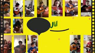 Orchestra di chitarre classi I E-G-B-H