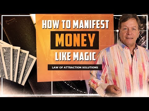 How to Manifest Money Like Magic - Attract Abundance, Wealth, & Prosperity subconscious mind