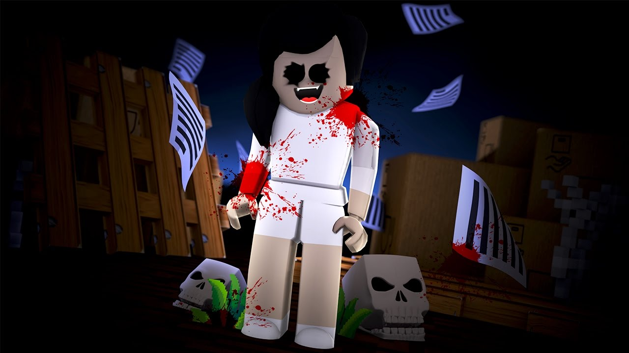 Creepy Roblox Moments This Roblox Game Is Way Too Scary Roblox Roses Youtube