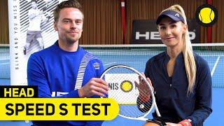 HEAD Graphene 360+ Speed S | Racket Test | Tennis-Point