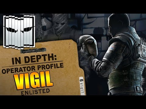Rainbow Six Siege - In Depth: How to use VIGIL