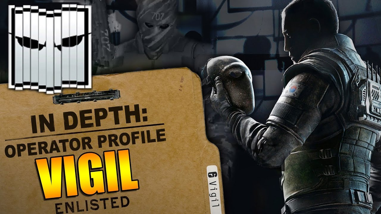 Rainbow Six Siege - In Depth: How to use VIGIL