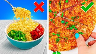 Delicious Recipes With Regular Ingredients  Easy Cooking Hacks For Everyone!