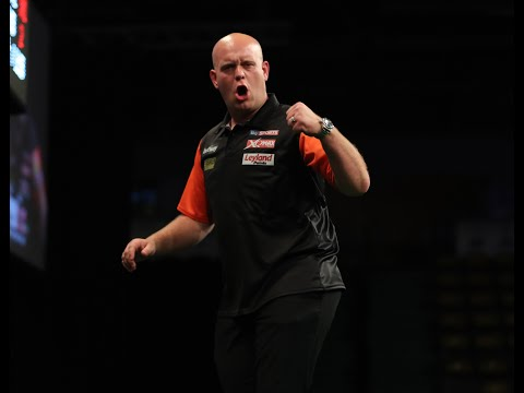 "Michael van Gerwen: ""We will be massive favourites against Germany, I don't see any problems there"""
