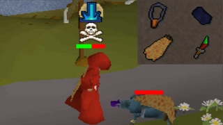 dds 1 hit rushing pkers on pure