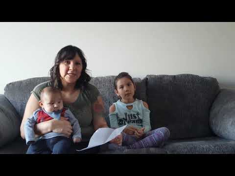 Learn Cree with Andrea & Family Debut
