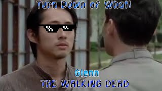 Glenn TWD - Deal With It (Turn Down for What) | DUBLADO PT-BR | (HD)