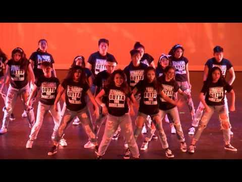 Santa Ana HS Dance Festival 2016 part 2 SAUSDTV