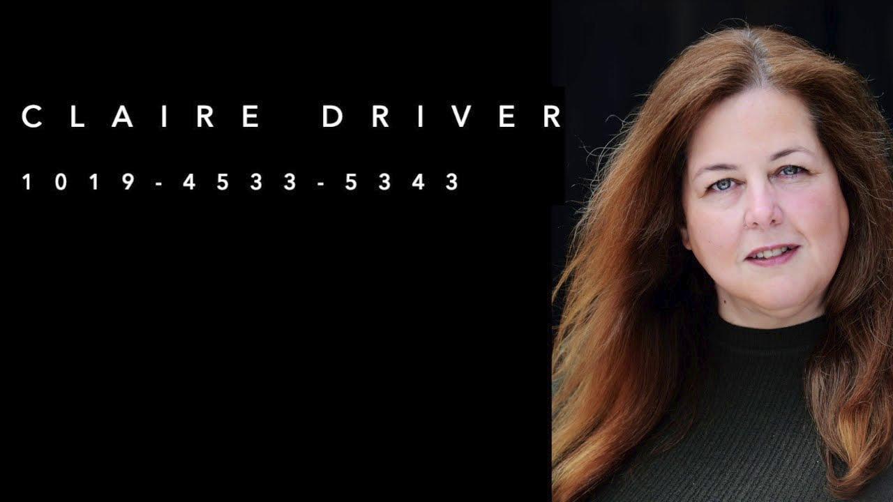 Claire Driver SHOWREEL 2021
