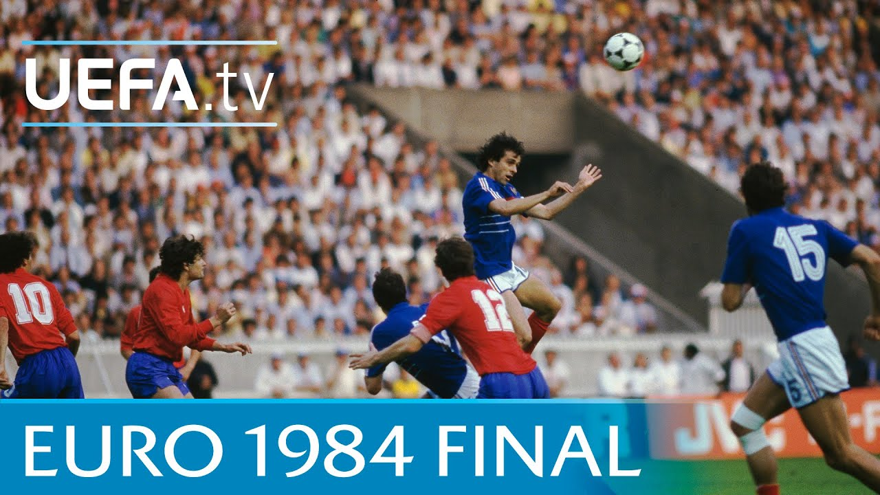 France v Spain  1984 UEFA European Championship final highlights     France v Spain  1984 UEFA European Championship final highlights   YouTube