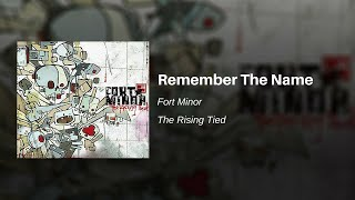 Introduction + Remember The Name - Fort Minor (feat. Styles of Beyond)