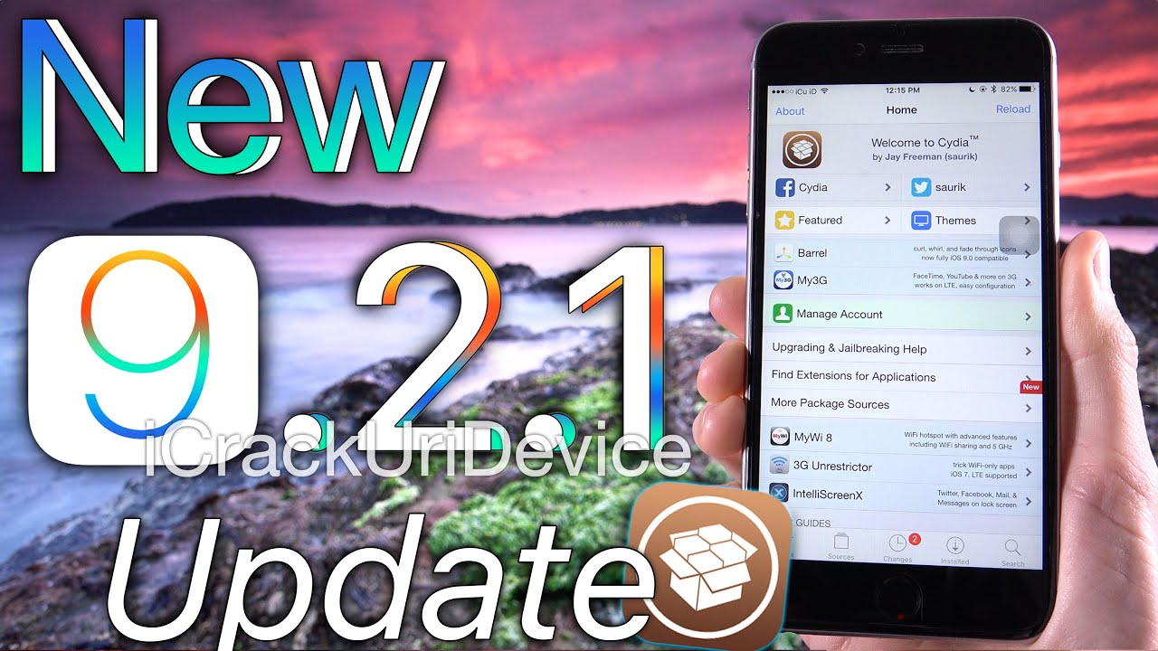 New iOS 9.2.1 Jailbreak Update: TaiG Vs iOS 9.2.1 Release, iPhone 6S