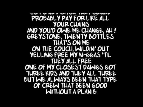 French Montana- Pop That (Clean With Lyrics)