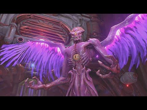 DOOM Eternal The Ancient Gods Part 1 - Ending and Final Boss Fight |