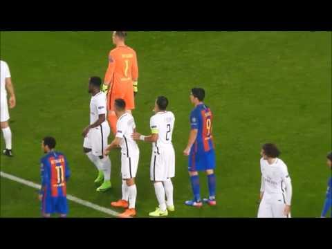FC Barcelona 6 - PSG 1 Ultimos 5 minutos (Del min 90 al 95) (audio Radio MD)